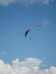 Above Sarangkot