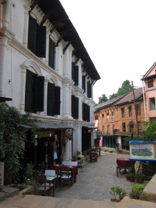 Old Newari Houses, Bandipur