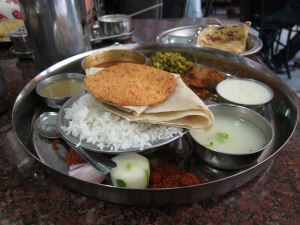 A Real South Indian Meal!