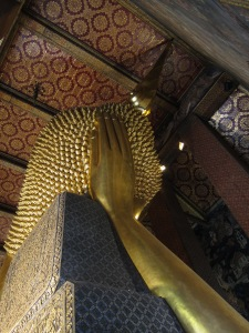 Reclining Buddha - Back View