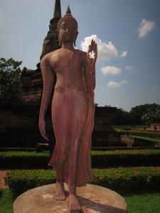 Buddha at Sukhothai Historical Park