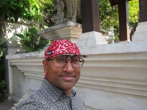 A Random Selfie in Chiang Mai!