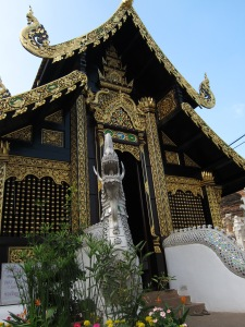 Wat Inthakin Sadue Muang, Chiang Mai.