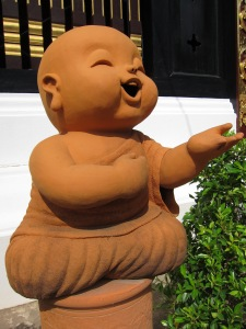Baby Buddha!