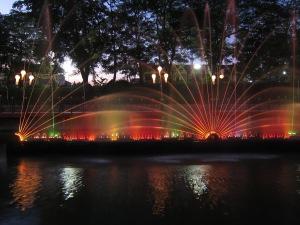 Magical Fountain!