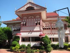 Vongburi House, Phrae.