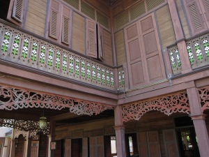 Wichairacha House, Phrae.