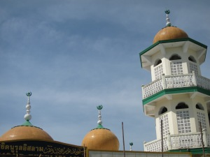 Mosque in Mae Sot.
