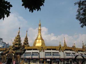 Sule Paya, Yangon.
