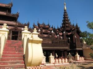 Shwe In Bin Kyaung Monastery