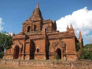 Gubyauknge Temple.