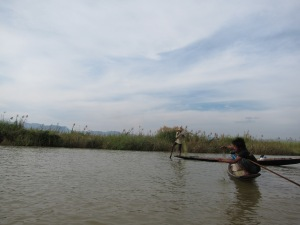 Intha Fisherman.