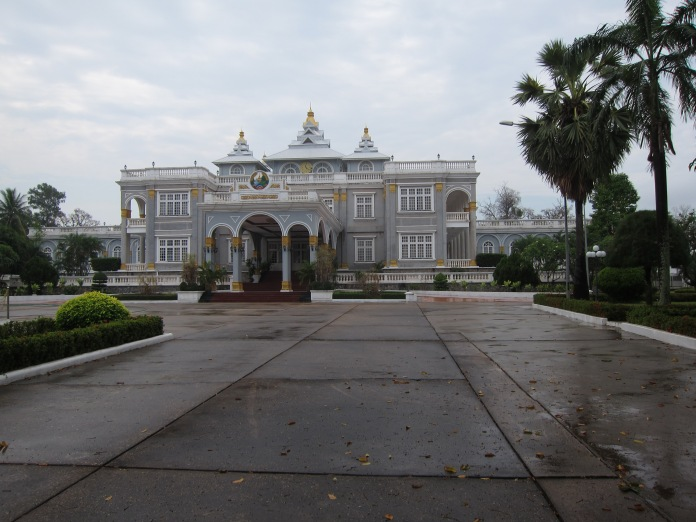 Lao Presidential Palace.