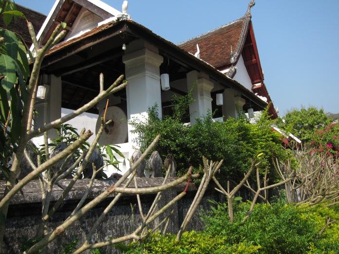 A tiny corner of Wat P.