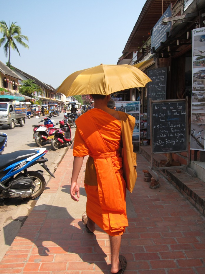 I am a follower of this monk.