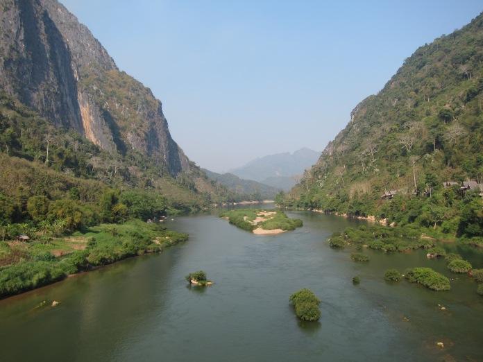 Nong Khiaw, Laos.