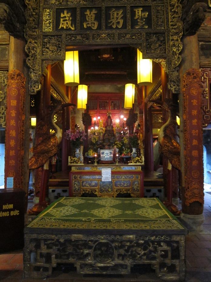 Historic Jewellery Communal House, Old Quarter, Hanoi.