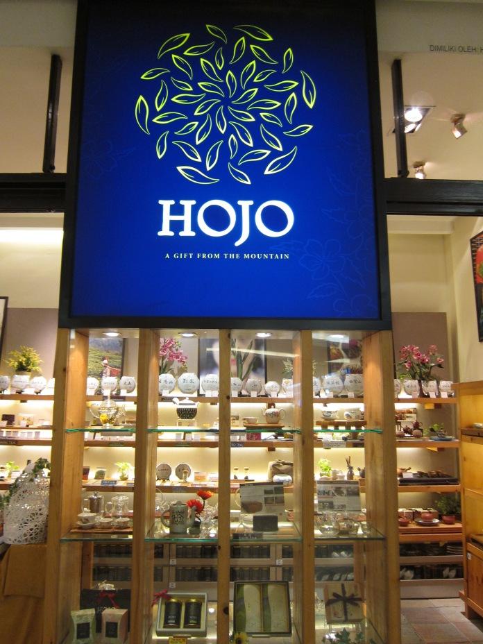 Hojo Tea Shop, at The Gardens Mall in Kuala Lumpur.
