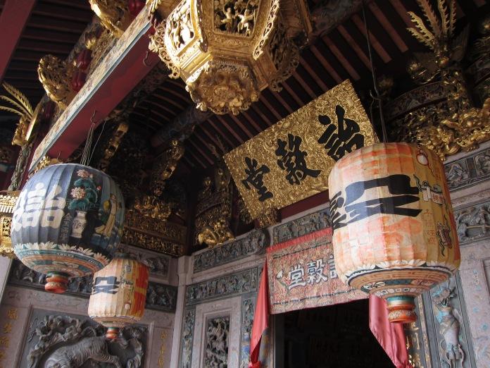 Khoo Kongsi Clan House.